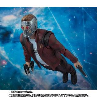 Premium Bandai S.H.Figuarts Star Lord 7