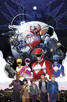 Saban's Go Go Power Rangers Comic