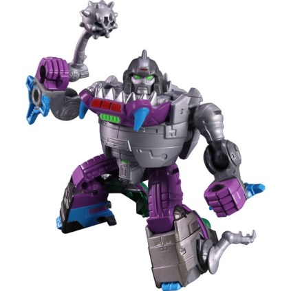 Transformers Takara Legends LG-44 Sharkticon with Sweeps