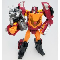 Transformers Takara Legends LG-45 Hot Rodimus 2