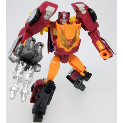 Transformers Takara Legends LG-45 Hot Rodimus