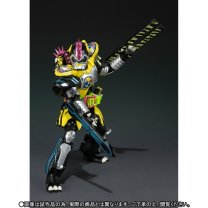 Premium Bandai S.H.Figuarts Kamen Rider Lazer Hunter Bike Gamer Lvl 5_3
