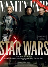 Star Wars Episode VIII The Last Jedi Vanity Cover 2