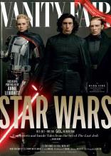 Star Wars Episode VIII The Last Jedi Vanity Cover 2