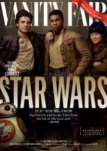 Star Wars Episode VIII The Last Jedi Vanity Cover 3