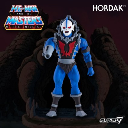 Super 7 Masters of the Universe Classics Club Grayskull Hordak