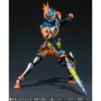 Premium Bandai S.H.Figuarts Kamen Rider Ex-Aid Double Action Gamer Level XX LR Set 6