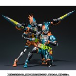 Premium Bandai S.H.Figuarts Kamen Rider Ex-Aid Double Action Gamer Level XX LR Set 8