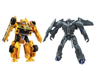 Transformers The Last Knight Legion Class Two Pack Robot 2
