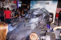 Screen Used Batmobile