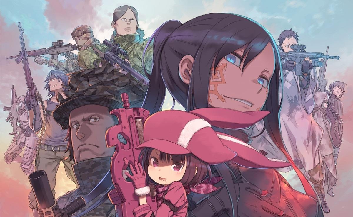 Aniplex USA Announces Sword Art Online Alternative: Gun Gale Online