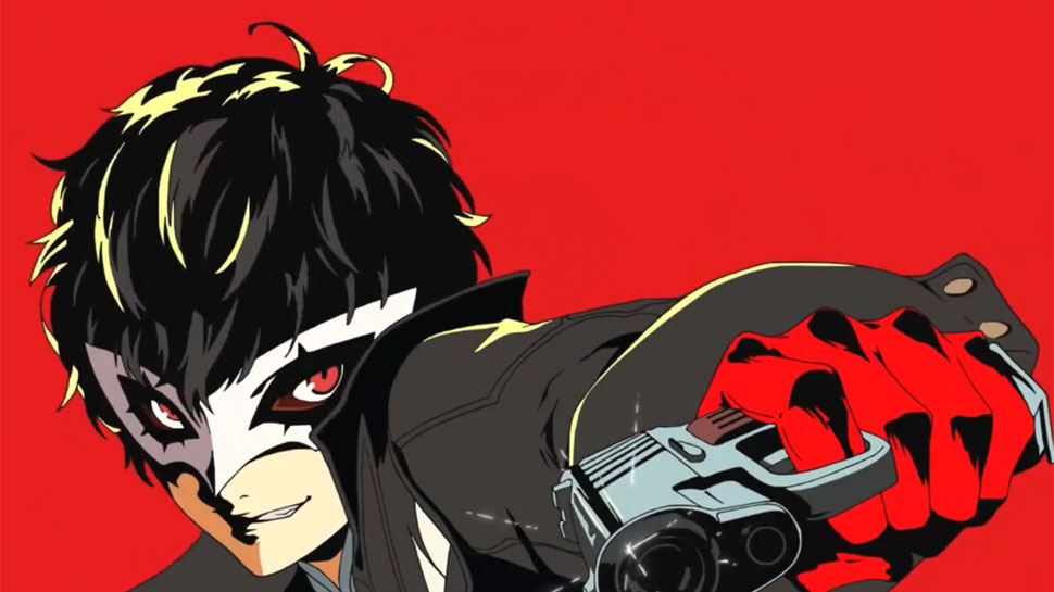 Image result for persona 5 anime