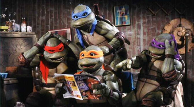 Gamestop To Sell Neca Teenage Mutant Ninja Turtles 90s Movie Figures