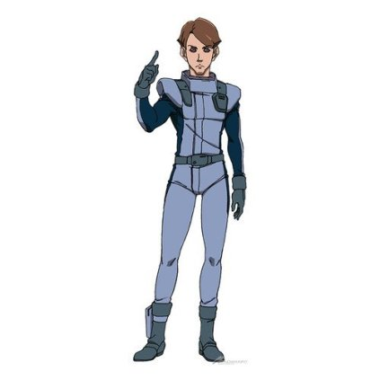 Mobile Suit Gundam NT Taman