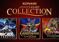 Konami 50th Anniversary Arcade Classics, Castlevania, & Contra Collections Announced