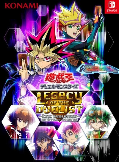 yugioh legacy of the duelist all card animations