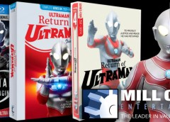 Mill Creek Return of Ultraman & Ultraman Orb the Origin Saga Blu-Ray Release Details