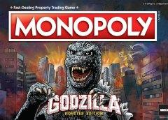 Hasbro Reveals Monopoly: Godzilla & Jenga: Godzilla Extreme Edition