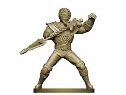 Ranger+Allies+Zeo+Gold