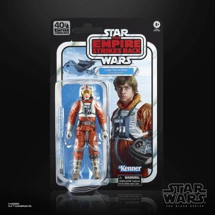 Star Wars Black Series 40th Luke Skywalker Snowspeeder