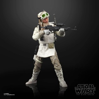 Star Wars Black Series 6 Inch 40th Hoth Trooper