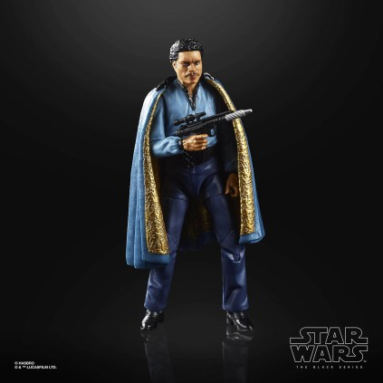 Star Wars Black Series 6 Inch 40th Lando 2