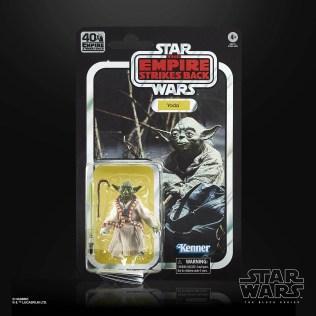Star Wars Black Series 6 Inch 40th Yoda