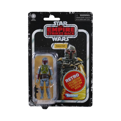 Star Wars Retro Collection Boba Fett Card