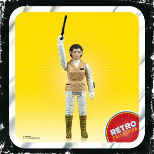 Star Wars Retro Collection Hoth Leia