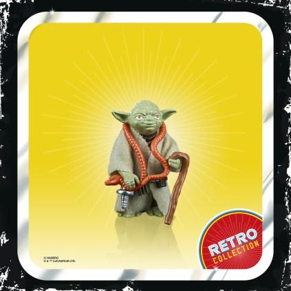 Star Wars Retro Collection Yoda 2