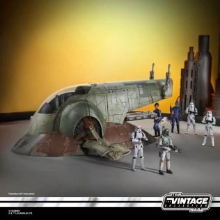 Star Wars Vintage Collection Slave 1 5