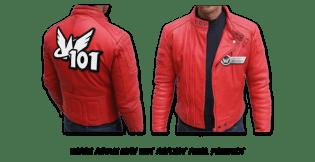 Wonderful 101 Remastered Kickstarter Jacket
