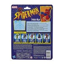 Marvel Legends Retro Spiderman Card Alt