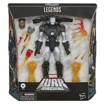 Marvel legends War Machine Box