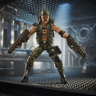 G.I. Joe Classified Series Gung Ho 3