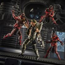 G.I. Joe Classified Series Red Ninja 3