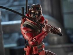 G.I. Joe Classified Series Red Ninja 4