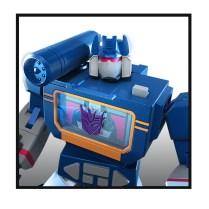 Transformers RED Figures Soundwave 2