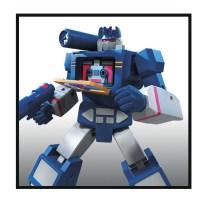 Transformers RED Figures Soundwave 3