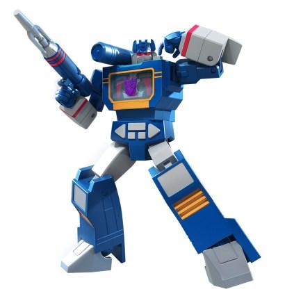 Transformers RED Figures Soundwave