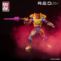 Transformers Red Series Beast Wars Cheetor 2