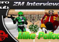 [Interview] Voice Actor Mike Pollock (4Kids, Sonic's Dr. Eggman & More)