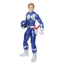 Hasbro Pulse Power Rangers Lightning Collection Metallic Blue Ranger 2