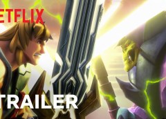 """Netflix """"He-Man and the Masters of the Universe"""" Trailer Streamed"""