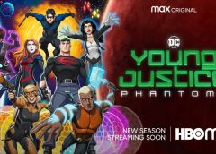 Young Justice: Phantoms Trailer