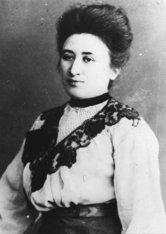 Rosa Luxemburg Et Karl Liebknecht : luxemburg, liebknecht, Janvier, Luxemburg, Liebknecht, Assassinés, Herodote.net
