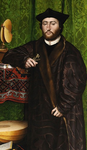 Hans Holbein Les Ambassadeurs : holbein, ambassadeurs, Tableau,, époque, Ambassadeurs,, Témoins, Renaissance, Herodote.net