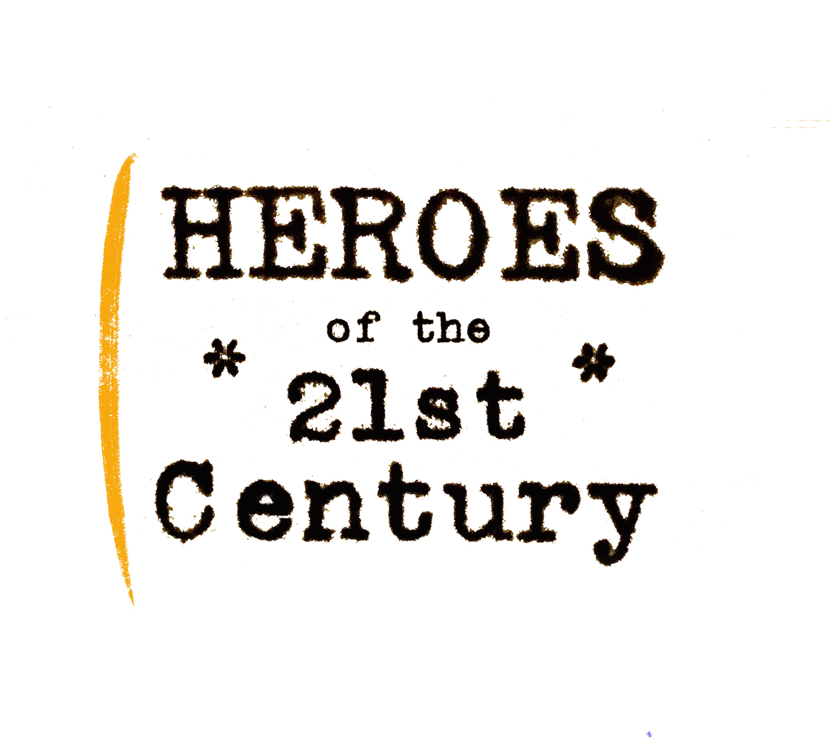 Heroes of the 21st Century - logo