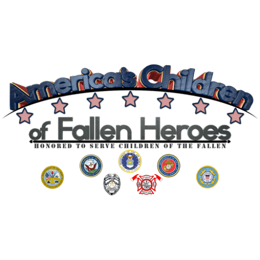 America's Children of Fallen Heroes logo