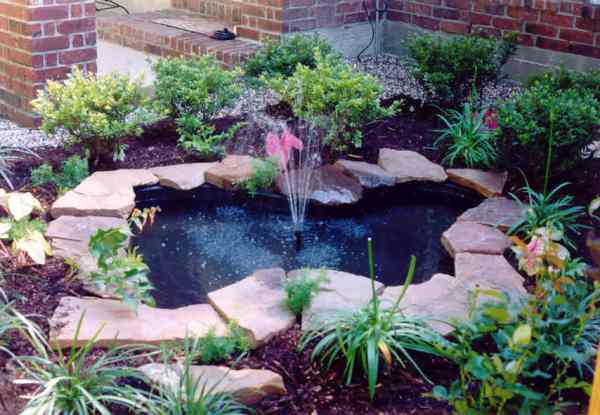 ponds & water features heroes